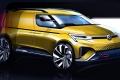 Volkswagen anuncia los primeros teaser de la nueva Caddy 2020