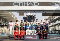 Estos serán los pilotos que estarán presentes en el test de Abu Dhabi