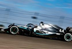 Hamilton, el piloto que más kilómetros ha completado en 2019; Sainz en el top 5