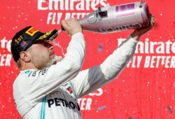 Bottas, el indigno piloto perfecto para Mercedes