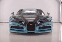 Bugatti presenta oficialmente el Chiron 'Zebra 1 of 1'