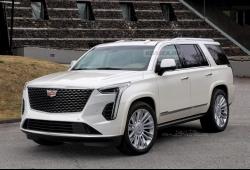 Así será el Cadillac Escalade 2021 que va a ser presentado este mes
