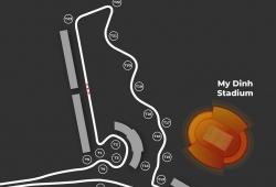 El circuito de Hanoi se rediseña: el tercer sector añade una curva