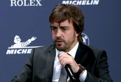 "Dardo de Alonso a Ferrari: ""¿Mi reputación? Hemos visto a dos compañeros chocarse entre sí este año"""