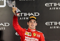 Ferrari blinda a Leclerc para evitar tentaciones: renovación y aumento de sueldo