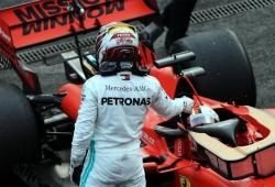 Ferrari enfría los rumores sobre contactos con Hamilton