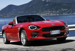 El Fiat 124 Spider deja de estar disponible en Europa