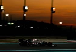 Hamilton cierra la temporada 2019 con una victoria perfecta
