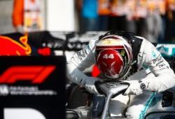 Hamilton pone nota a Mercedes, y no es un 10: «Siempre hay margen de mejora»