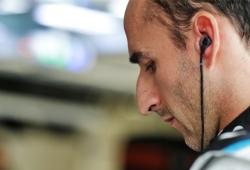 Kubica se derrumbó tras su accidente de rally: «Lloré algunas noches»