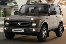 El Lada 4x4, el incombustible todoterreno ruso, sufre una nueva actualización