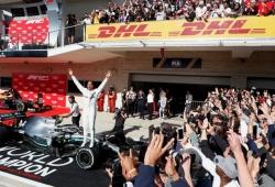 Lewis Hamilton, entre los diez deportistas mejor pagados de la década