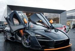 El McLaren Senna Le Mans filtrado al completo y al desnudo