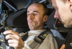 Kubica se estrena con buenas sensaciones en el BMW M4 DTM