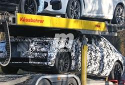 La nueva generación del Rolls-Royce Ghost, más destapado en unas nuevas fotos espía