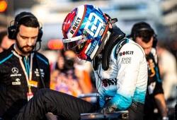 Russell se pone deberes para 2020: «Debo mejorar las salidas y las primeras vueltas»