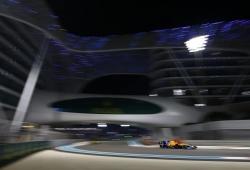 """Sainz: """"La vuelta final de Abu Dhabi fue como luchar por el Mundial"""""""