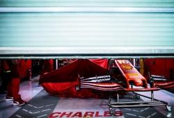 Sanción económica para Ferrari por el error en el combustible de Leclerc