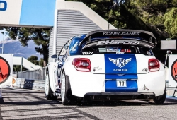 Valtteri Bottas conquista el Rallycircuit Cote d'Azur de Paul Ricard