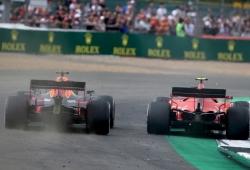 Verstappen compara a los comisarios con los árbitros: «Son lo mismo»