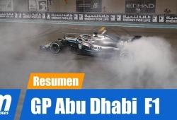 [Vídeo] Resumen del GP de Abu Dhabi de F1 2019