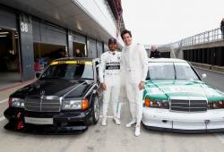 Wolff reflexiona sobre su futuro y el de Hamilton en Mercedes