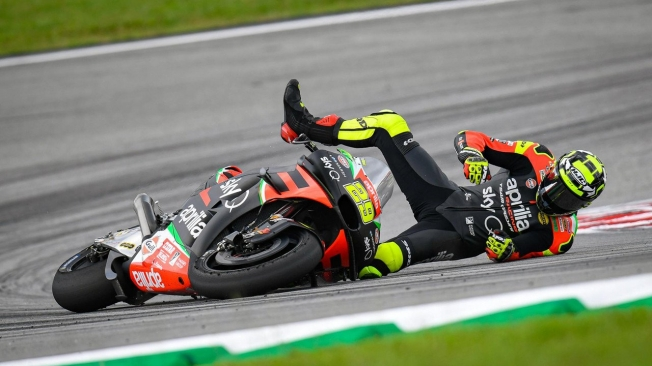 Andrea Iannone da positivo en un control antidoping de MotoGP