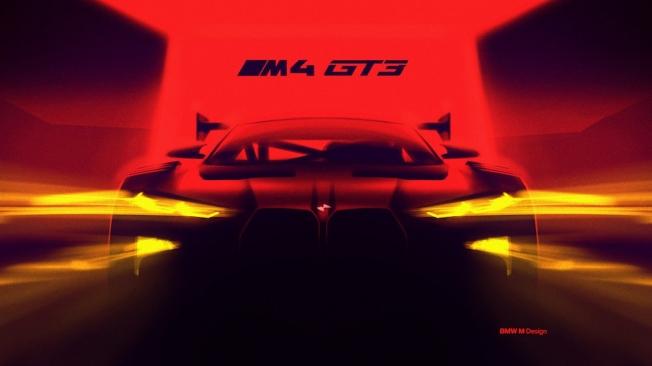 BMW Motorsport hará debutar su nuevo BMW M4 GT3 en 2022