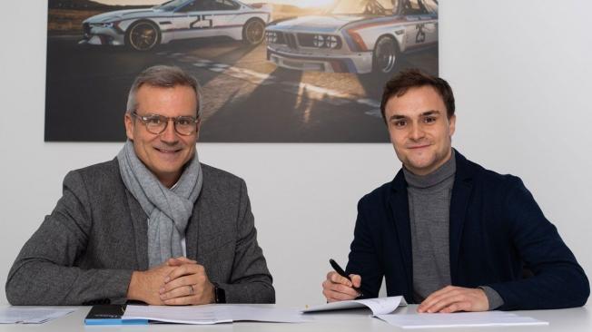 BMW suma a Lucas Auer a su plantel de pilotos para el DTM 2020