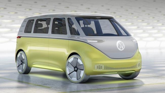Volkswagen ID. Buzz Concept