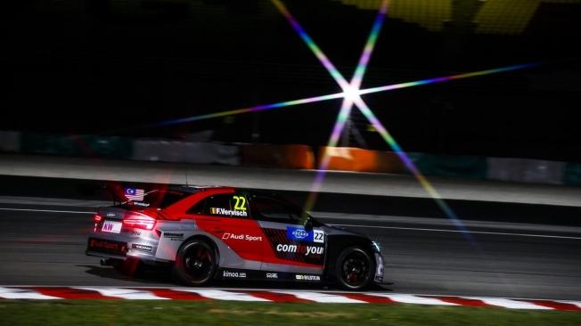 Comtouyou Racing quiere mantener sus Audi RS 3 LMS en el WTCR