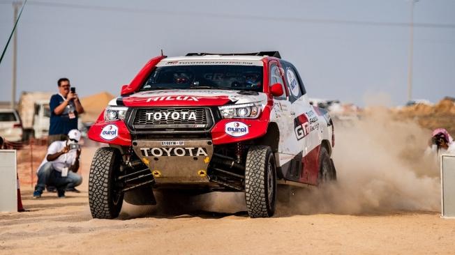 Dakar 2020: Glyn Hall habla sobre la evolución de Alonso en raids
