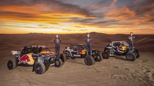 Dakar 2020: Hildebrand y Guthrie, pilotos 'junior' de Red Bull en carrera