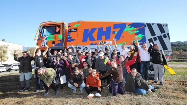 Dakar 2020, previo: Españoles en coches, 'Side by Side' y camiones