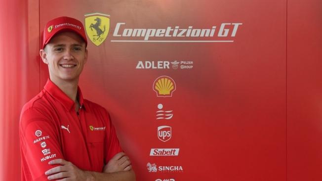 Daniel Serra y Nicklas Nielsen se unen al programa GT de Ferrari
