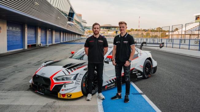 Ed Jones y Fabio Scherer pilotarán los Audi de WRT en el DTM 2020