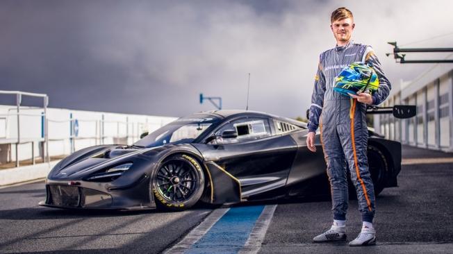 Euan Hankey y Ollie Wilkinson, novedades en el programa GT3 de McLaren
