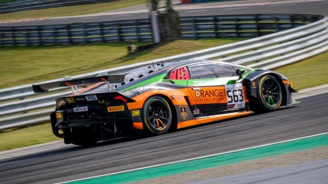 Giorgio Sanna saca pecho por los éxitos del Lamborghini Huracán GT3 Evo