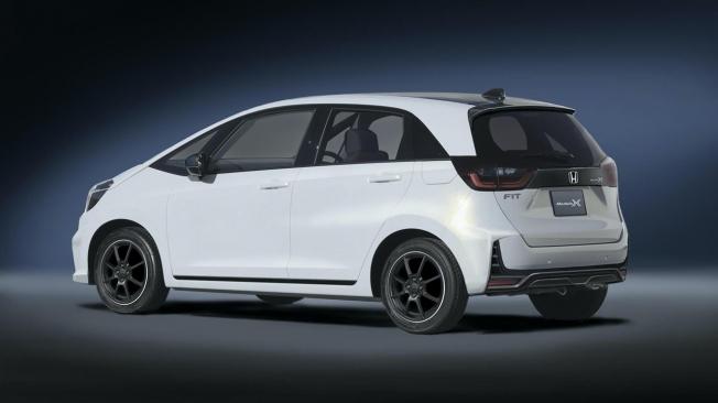 Honda Fit Modulo X Concept