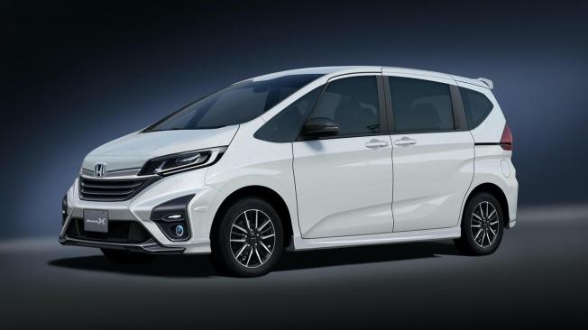 Honda Freed Modulo X Concept