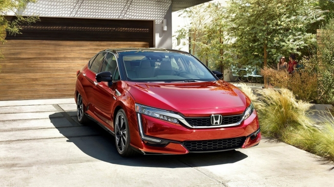 Honda Clarity Fuel Cell 2020