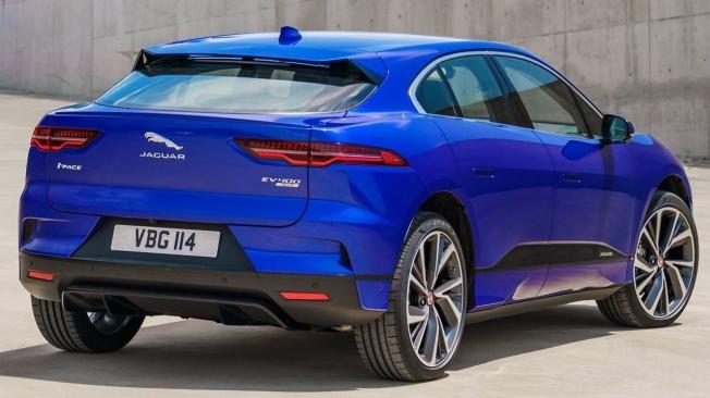 Jaguar I-Pace - posterior