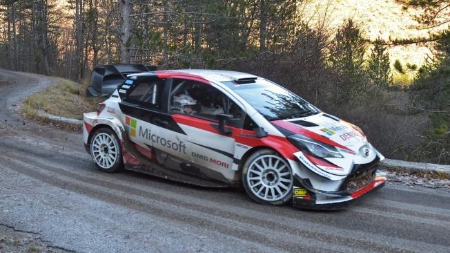 La lista de inscritos del Rally de Montecarlo 2020 va tomando forma