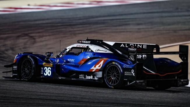 Michelin no participó en la licitación para la clase LMP2 del WEC