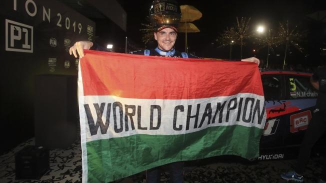 Michelisz asegura que ganar el título del WTCR es algo que ha esperado mucho tiempo.