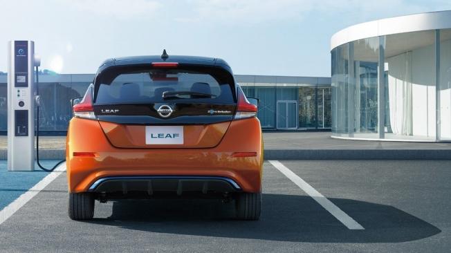 Nissan Leaf 2020 - posterior