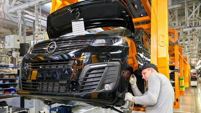 Producción del Opel Zafira Life en Rusia