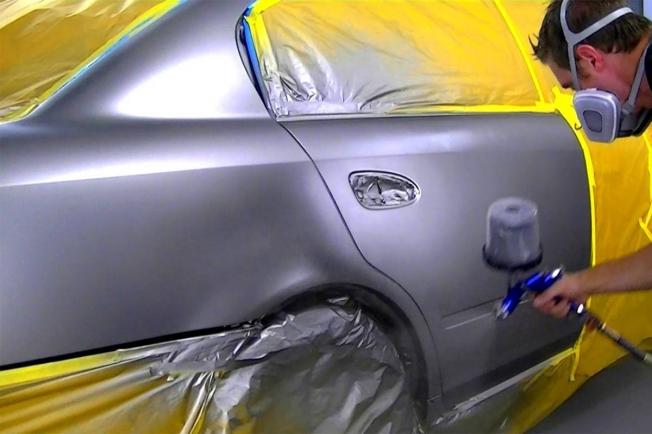 Ford Europa Gris Humo 2015-2017 Pintura Retocar coche /& Laca-empleó