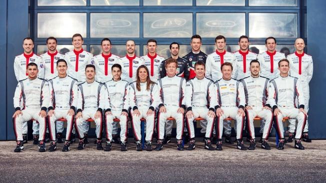 Porsche desvela su amplia nómina de pilotos oficiales para 2020