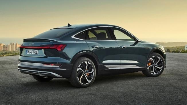 Audi e-tron Sportback - posterior